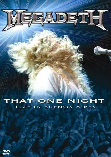 Megadeth Live In Buenos Aires preview 0